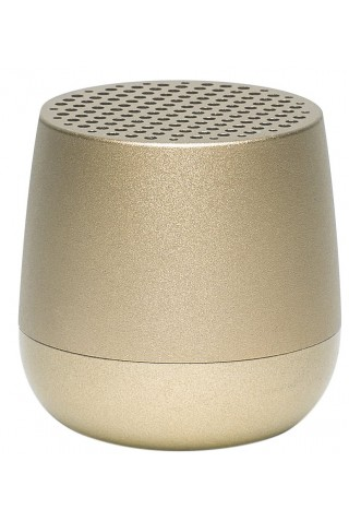 LEXON LA113TD MINO SPEAKER BT TWS LIGHT GOLD