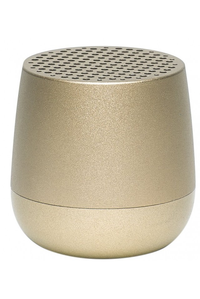 ΦΟΡΗΤΟ ΗΧΕΙΟ LEXON LA113TD MINO SPEAKER BT TWS LIGHT GOLD