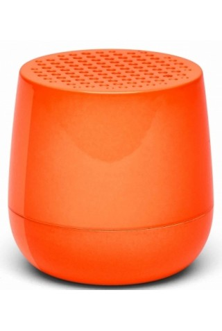 LEXON LA113OF MINO SPEAKER BT ABS GLOSSY ORANGE FLUO