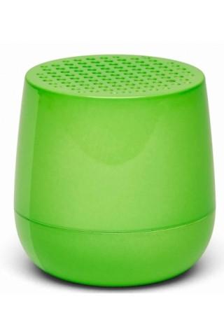 LEXON LA113GF MINO SPEAKER BT ABS GLOSSY GREEN FLUO
