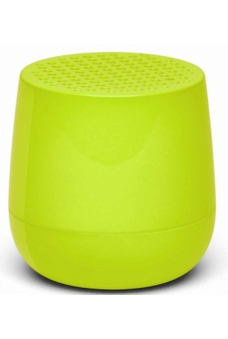 LEXON LA113YF MINO SPEAKER BT ABS GLOSSY YELLOW FLUO