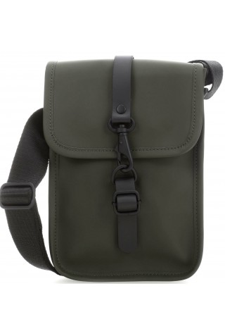 RAINS 1309/03 FLIGHT BAG GREEN