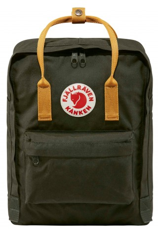 FJALLRAVEN 23510-662-166 KANKEN BACKPACK DEEP FOREST-ACORN