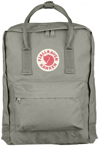 FJALLRAVEN 23510-021 KANKEN BACKPACK 16L FOG