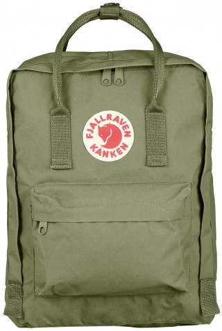 ΣΑΚΙΔΙΟ ΠΛΑΤΗΣ FJALLRAVEN 23510-620 KANKEN BACKPACK 16L GREEN