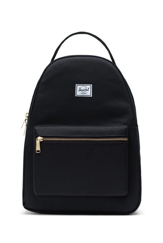 ΣΑΚΙΔΙΟ ΠΛΑΤΗΣ HERSCHEL 10503-00001-OS NOVA MID BACKPACK BLACK