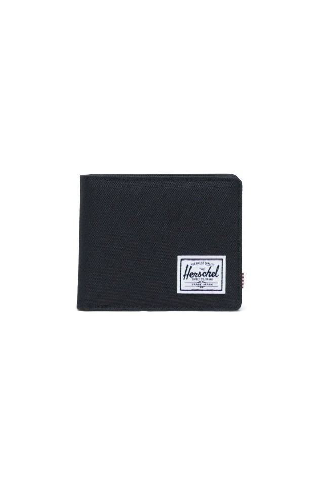 ΠΟΡΤΟΦΟΛΙ HERSCHEL 10766-00001-OS ROY COIN RFID WALLET BLACK