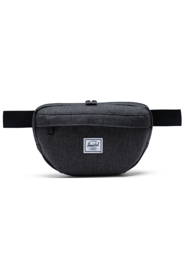 HERSCHEL 10733-02090 NINETEEN HIP PACK Black Crosshatch