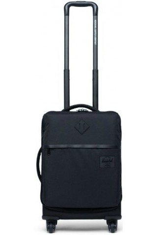 ΒΑΛΙΤΣΑ ΚΑΜΠΙΝΑΣ HERSCHEL 10670-00001-OS HIGHLAND CARRY ON BLACK