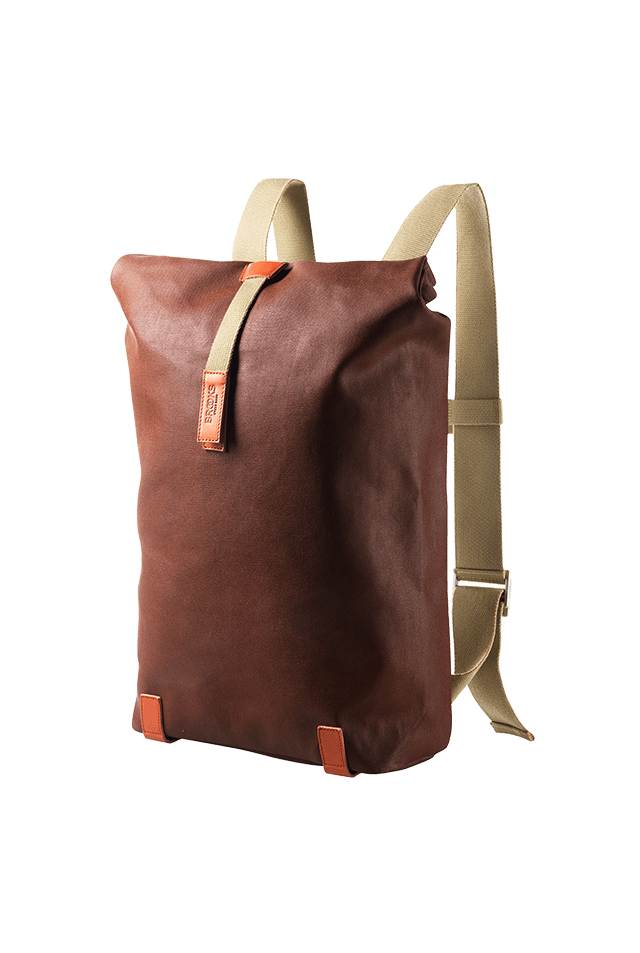BROOKS BB043 A07233 PICKWICK BACKPACK 26 RUST
