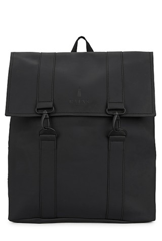 RAINS MSN 1213-01 BAG BLACK