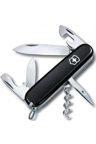 VICTORINOX NO. 1.3603.3 SPARTAN BLACK 91MM