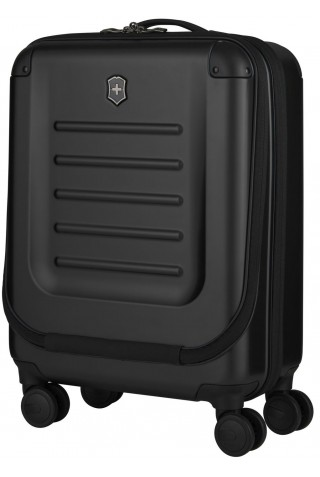 VICTORINOX SPECTRA 2.0 EXPANDABLE GLOBAL CARRY-ON 609771 BLACK