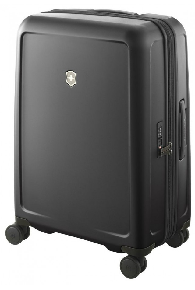 ΤΡΟΧΗΛΑΤΗ ΒΑΛΙΤΣΑ VICTORINOX CONNEX MEDIUM HARDSIDE CASE 605667 BLACK