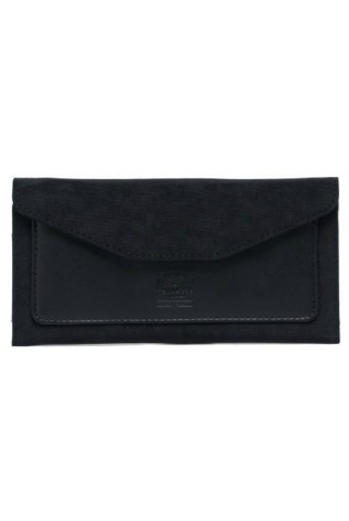 HERSCHEL 10768-03608-OS ORION WALLET LARGE BLACK