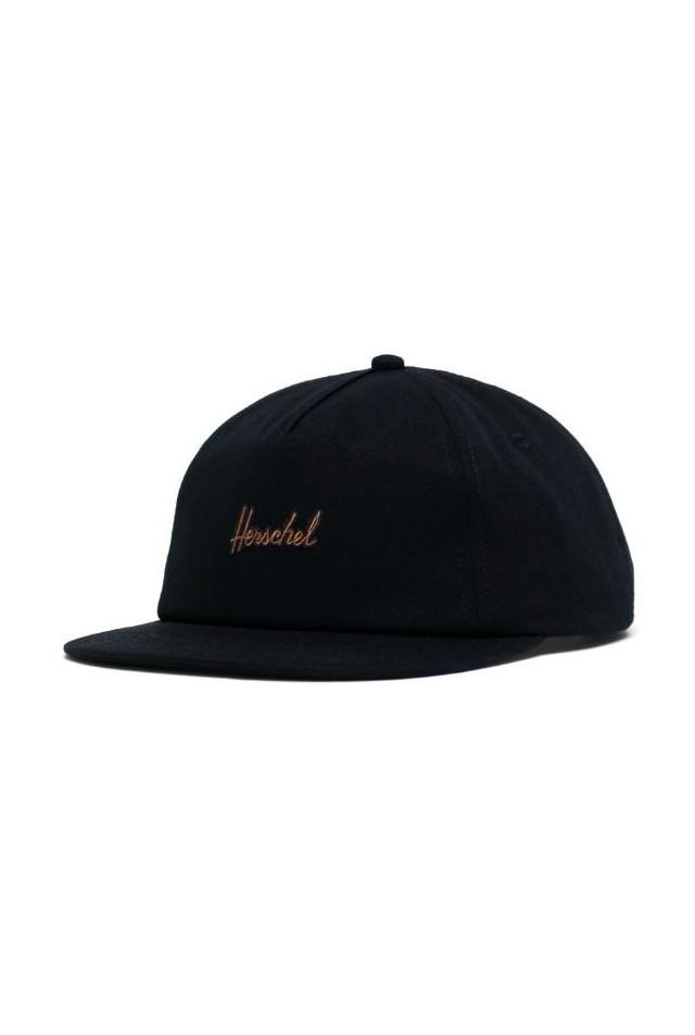 ΚΑΠΕΛΟ HERSCHEL 1143-1210-OS SCOUT CAP BLACK