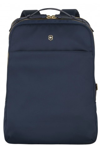 ΣΑΚΙΔΙΟ ΠΛΑΤΗΣ ΓΥΝΑΙΚΕΙΟ VICTORINOX 606828 VICTORIA 2.0 DLX BUSINESS BACKPACK DEEP LAKE