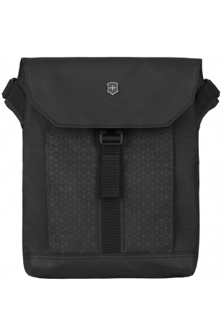 VICTORINOX ALTMONT ORIGINAL FLAPOVER DIGITAL BAG 606751 BLACK