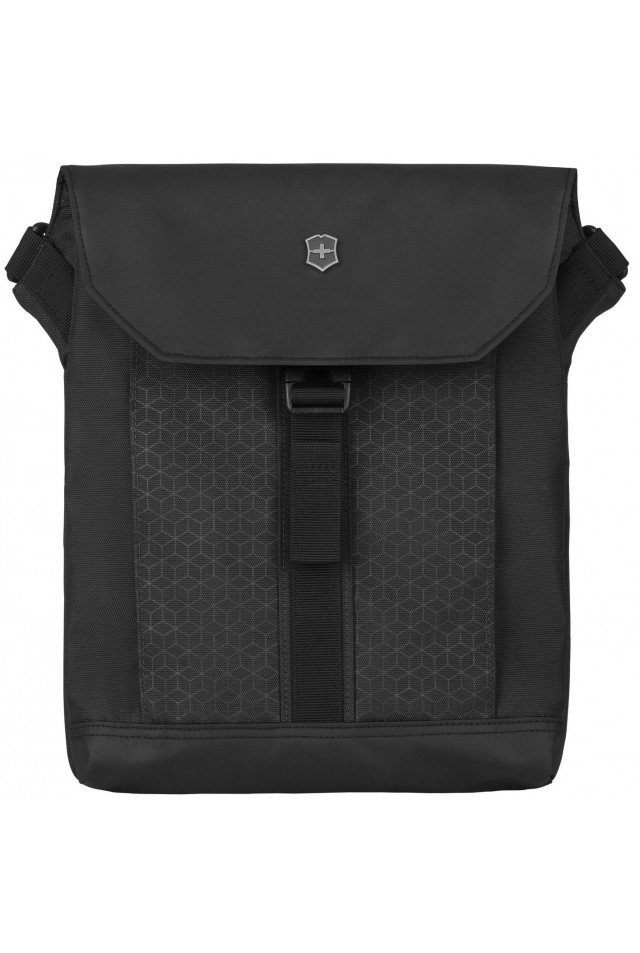 ΤΣΑΝΤΑ ΩΜΟΥ VICTORINOX ALTMONT ORIGINAL FLAPOVER DIGITAL BAG 606751 BLACK