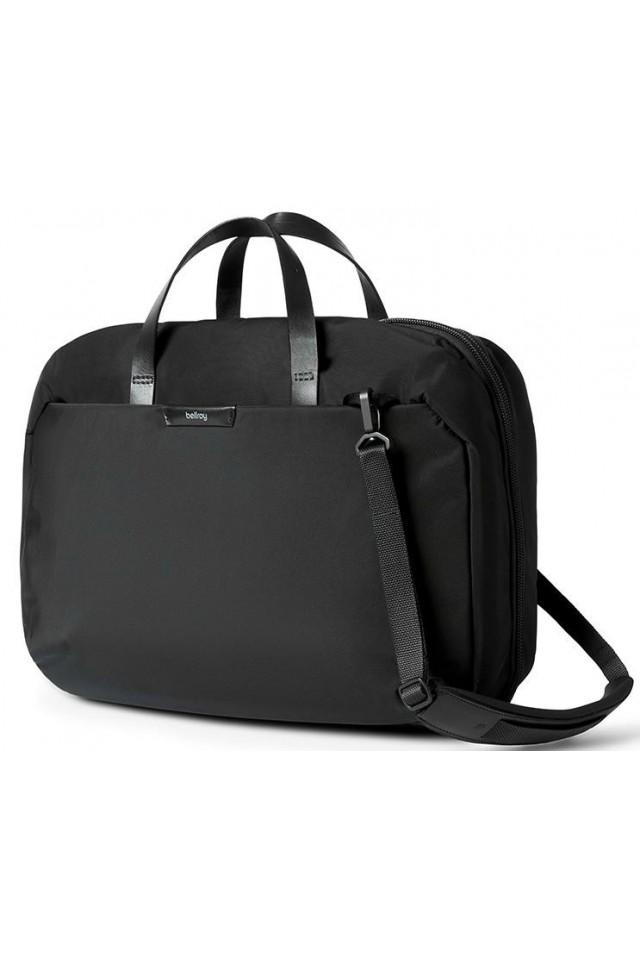 BELLROY FLIGHT BAG BLACK