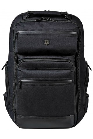 ΣΑΚΙΔΙΟ ΠΛΑΤΗΣ VICTORINOX ARCHITECTURE URBAN BACKPACK RATH 602836 BLACK