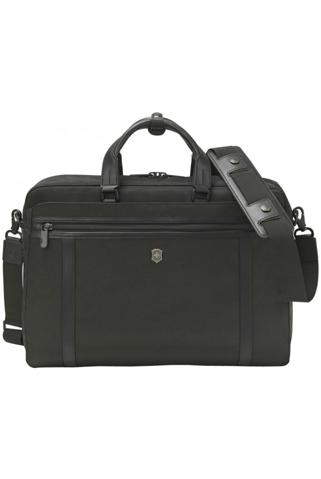 VICTORINOX WERKS PROFESSIONAL 2.0 15'' LAPTOP BRIEF 604988 BLACK