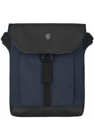 ΤΣΑΝΤΑ ΩΜΟΥ VICTORINOX ALTMONT ORIGINAL FLAPOVER DIGITAL BAG 606752 BLUE