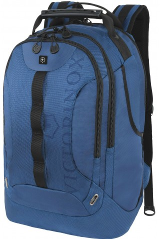 ΣΑΚΙΔΙΟ ΠΛΑΤΗΣ DLX LAPTOP BACKPACK 16'' TROOPER 31105309 BLUE