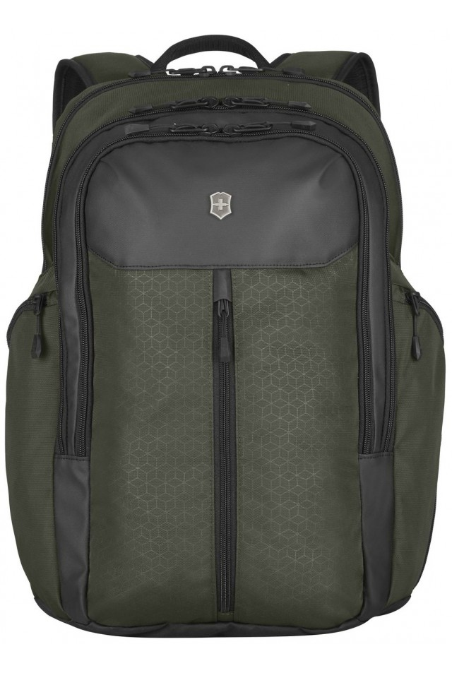 VICTORINOX ALTMONT ORIGINAL VERTICAL-ZIP LAPTOP BACKPACK 611320 DEEP FOREST