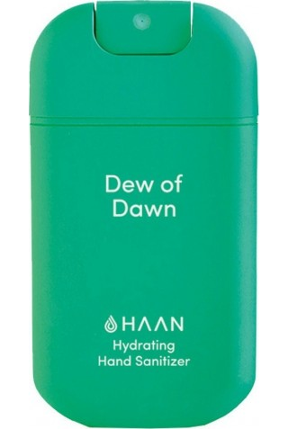 ΑΝΤΙΣΗΠΤΙΚΟ ΧΕΡΙΩΝ HAAN HAND SANITIZER POCKET DEW OF DAWN GREEN