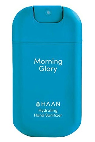 ΑΠΟΛΥΜΑΝΤΙΚΟ ΧΕΡΙΩΝ HAAN HAND SANITIZER POCKET MORNING GLORY BLUE