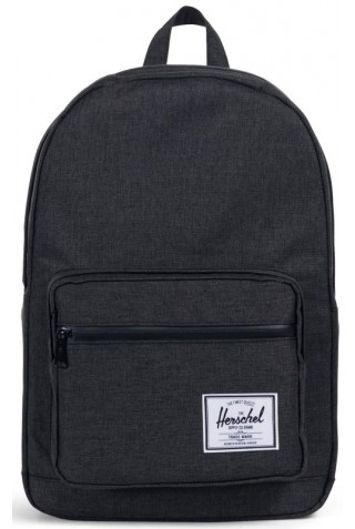 HERSCHEL 10011-02093-OS POP QUIZ Black Crosshatch/Black