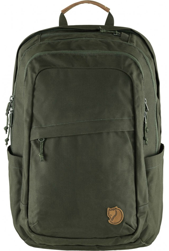 FJALLRAVEN 26052-662 RAVEN 28L DEEP FOREST