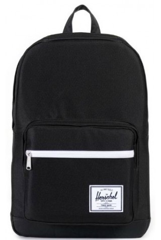 HERCHEL 10011-00535-OS POP QUIZ BACKPACK BLACK/BLACK
