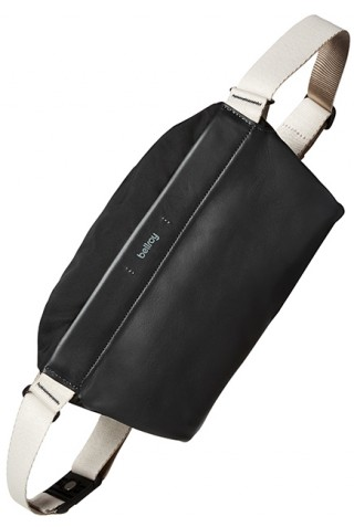 BELLROY BSMB SLING MINI PREMIUM EDITION BLACK SAND