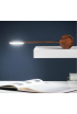 ΕΠΙΤΡΑΠΕΖΙΟ ΗΧΕΙΟ GING-KO GK11W8 OCTAGON ONE PORTABLE DESK LIGHT WALNUT