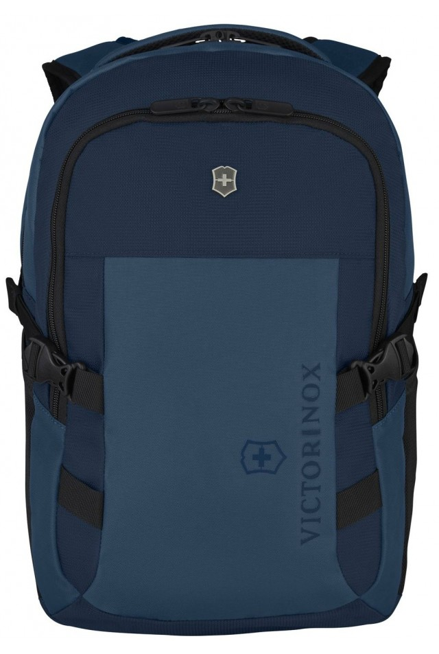 ΣΑΚΙΔΙΟ ΠΛΑΤΗΣ VICTORINOX 611415 VX SPORT EVO COMPACT BACKPACK DEEP LAKE BLUE 20L