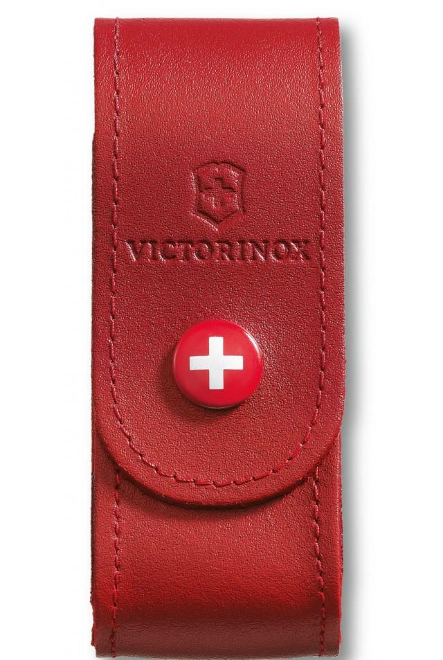 ΘΗΚΗ ΓΙΑ ΣΟΥΓΙΑ VICTORINOX NO. 4.0520.1 BELT POUCH RED