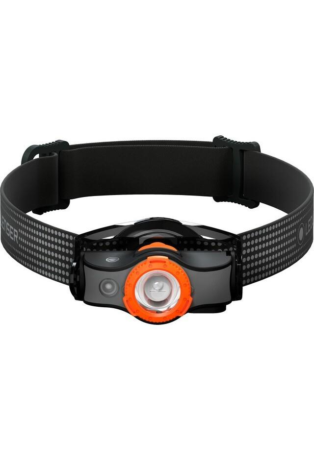 LED LENSER 502143 MH5 HEADLAMP BLACK ORANGE