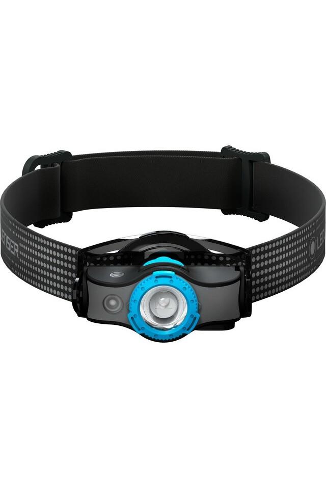 ΕΠΑΝΑΦΟΡΤΙΖΟΜΕΝΟΣ ΦΑΚΟΣ ΚΕΦΑΛΗΣ LED LENSER 502145 MH5 HEADLAMP BLACK/BLUE