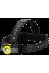 LED LENSER 502154 MH7 HEADLAMP BLACK/YELLOW