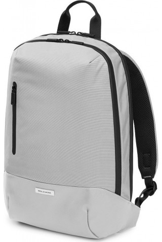 ΣΑΚΙΔΙΟ ΠΛΑΤΗΣ MOLESKINE ET82MTBKG14 METRO BACKPACK ASH GREY