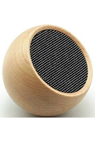 GINGKO G004ME TUMBLER SELFIE SPEAKER MAPLE