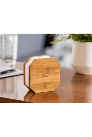 GINGKO G006BO SMART ACCORDION LAMP NATURAL BAMBOO