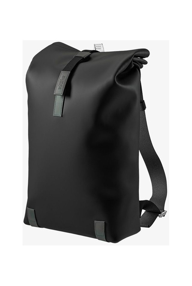 BROOKS PICKWICK REMADE COTTON CANVAS BACKPACK 26L