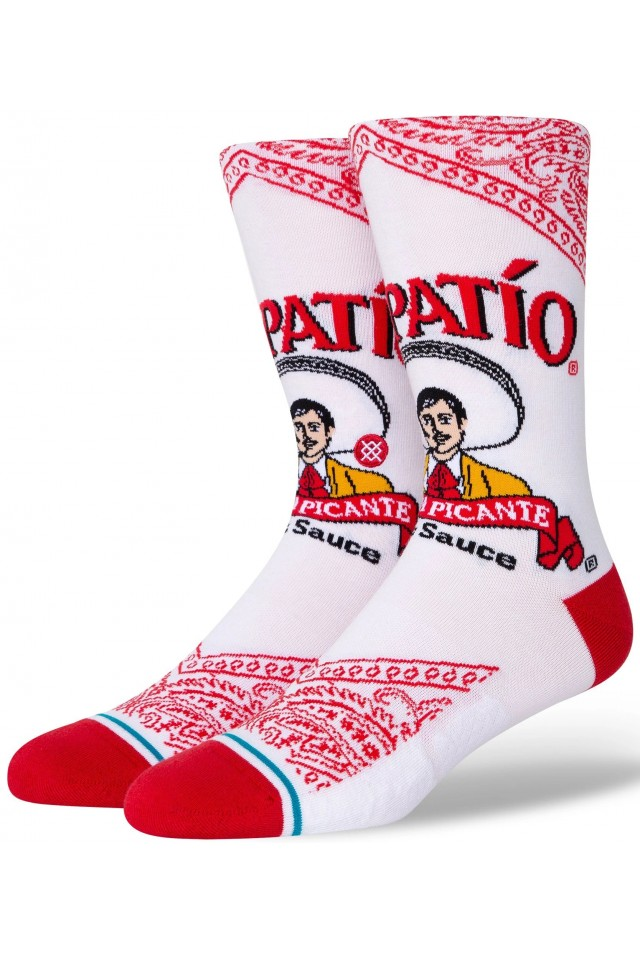 STANCE A545D20TAP-WHT TAPATIO
