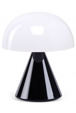 LEXON LH60NG MINA MINI LED LIGHT GLOSSY BLACK