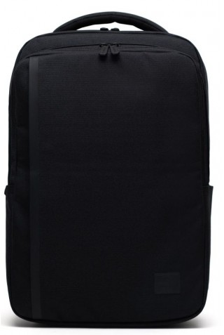 ΣΑΚΙΔΙΟ ΠΛΑΤΗΣ HERSCHEL 10888-00001-OS TRAVEL DAYPACK BLACK