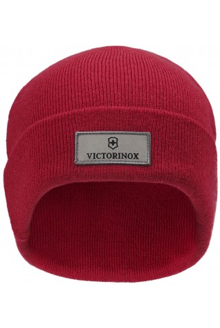 ΣΚΟΥΦΟΣ VICTORINOX FAN BEANIE WITH VICTORINOX LOGO 611130 RED
