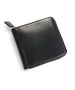 IL BUSSETTO SQUARE ZIP WALLET